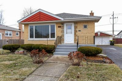 3133 EUCLID DR, SOUTH CHICAGO HEIGHTS, IL 60411 - Photo 1
