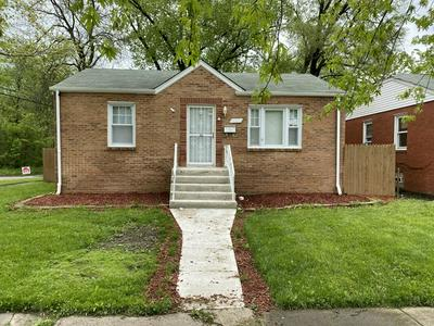 14901 OAKDALE AVE, Harvey, IL 60426 - Photo 1
