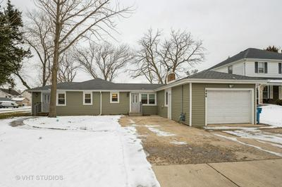 844 S CHATHAM AVE, Addison, IL 60101 - Photo 1
