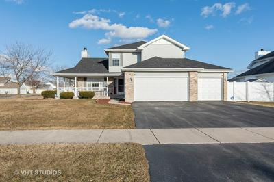 25701 S HOOVER ST, MONEE, IL 60449 - Photo 1