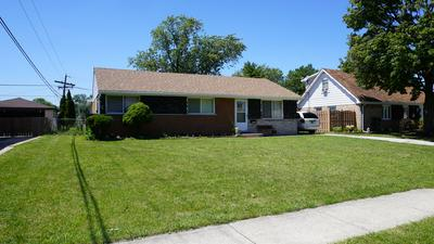 8414 MERRIMAC AVE, Burbank, IL 60459 - Photo 1