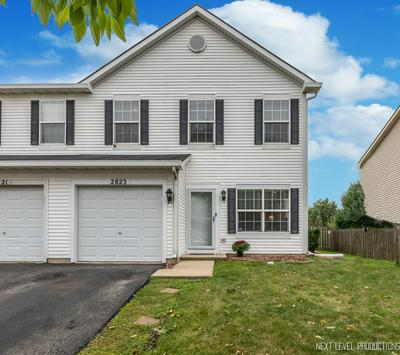 2823 TROON DR, Montgomery, IL 60538 - Photo 1