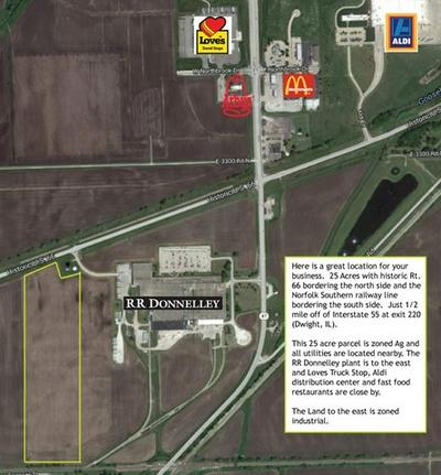 2680 EAST RT 66 HIGHWAY, Dwight, IL 60420 - Photo 1