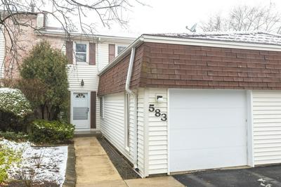 583 NORMAN RD, Bolingbrook, IL 60440 - Photo 1