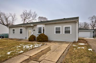 219 FREMONT AVE, Romeoville, IL 60446 - Photo 2