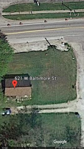 621 W BALTIMORE ST, WILMINGTON, IL 60481 - Photo 1