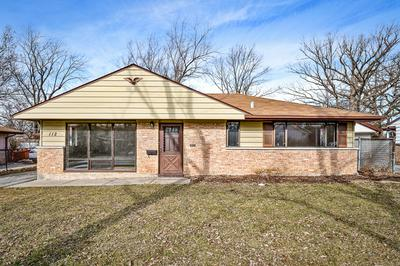 112 MONEE RD, PARK FOREST, IL 60466 - Photo 1