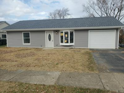 4540 SARATOGA RD, Richton Park, IL 60471 - Photo 1