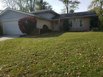 22930 BRUCE DR, Richton Park, IL 60471 - Photo 1