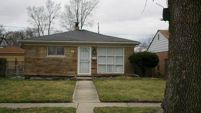 17032 PARK AVE, LANSING, IL 60438 - Photo 1