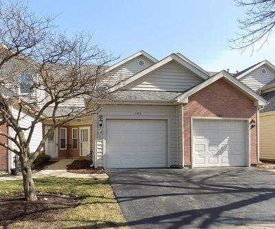 1453 GOLFVIEW DR, GLENDALE HEIGHTS, IL 60139 - Photo 1