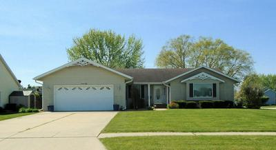 1350 SUNSET TER, Rochelle, IL 61068 - Photo 1