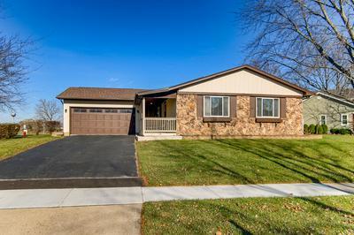 1400 MICHAEL CT, Hoffman Estates, IL 60192 - Photo 2