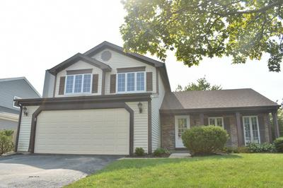 1172 HILL CREST DR, Carol Stream, IL 60188 - Photo 1