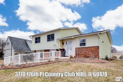 3770 176TH PL, Country Club Hills, IL 60478 - Photo 1