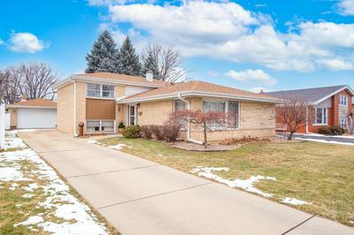 10128 S KARLOV AVE, Oak Lawn, IL 60453 - Photo 1