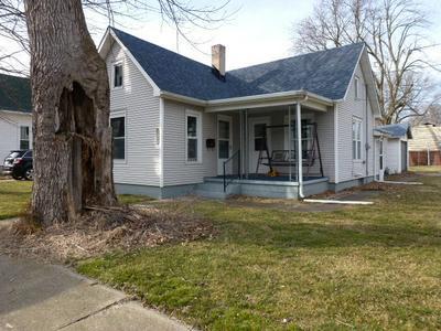 317 W WEBSTER ST, CLINTON, IL 61727 - Photo 1