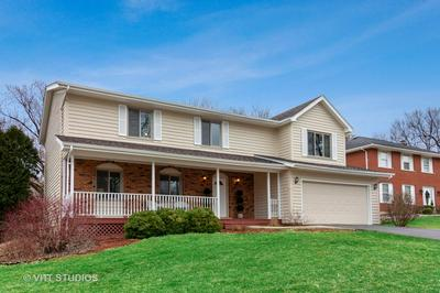 3851 BELLEAIRE DR, DOWNERS GROVE, IL 60515 - Photo 1