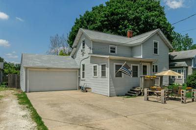 416 N MAIN ST, Earlville, IL 60518 - Photo 1