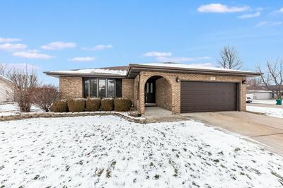 1101 COLLINGWOOD CT, Shorewood, IL 60404 - Photo 1