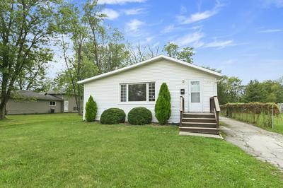 130 N REBECCA ST, Glenwood, IL 60425 - Photo 1
