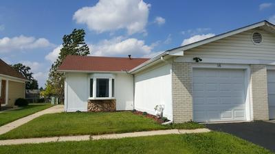 126 W STEVENSON DR, Glendale Heights, IL 60139 - Photo 1