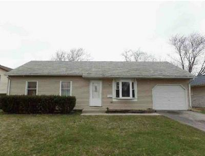 4548 WINDSOR CT, Richton Park, IL 60471 - Photo 1