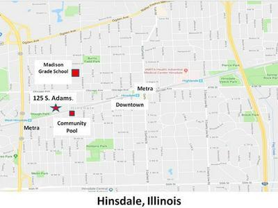 125 S ADAMS ST, Hinsdale, IL 60521 - Photo 2
