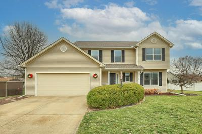 1704 DEER RUN DR, Mahomet, IL 61853 - Photo 1