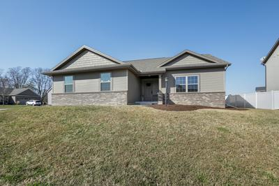 2002 PRAIRIE GRASS LN, Mahomet, IL 61853 - Photo 1