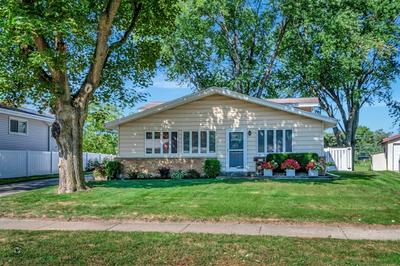 114 WILLOW ST, Park Forest, IL 60466 - Photo 1