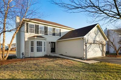 1408 SUNFLOWER CT, Minooka, IL 60447 - Photo 1