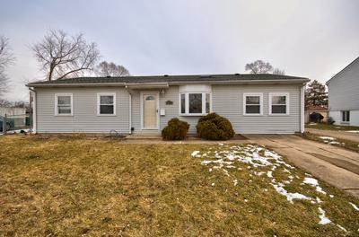219 FREMONT AVE, Romeoville, IL 60446 - Photo 1