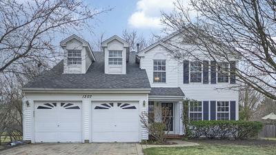 1307 ROSE AVE, CAROL STREAM, IL 60188 - Photo 1