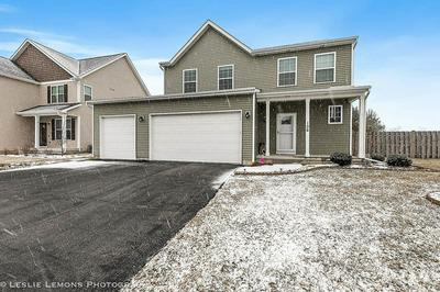106 W PAWPAW AVE, CORTLAND, IL 60112 - Photo 2