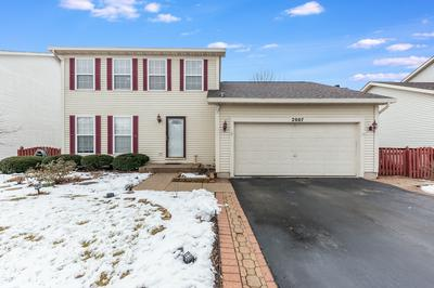 2007 TUSCANY LN, Romeoville, IL 60446 - Photo 1