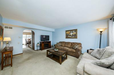 1640 PEBBLE BEACH CIR, Elgin, IL 60123 - Photo 2
