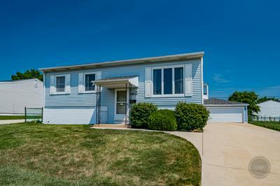 414 HALLER AVE, Romeoville, IL 60446 - Photo 1