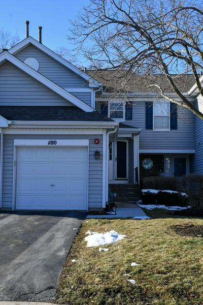 1180 HARBOR CT # 1180, Glendale Heights, IL 60139 - Photo 2