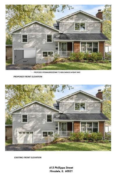 613 PHILLIPPA ST, Hinsdale, IL 60521 - Photo 2