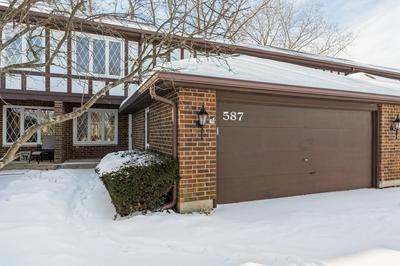 587 SAINT ANDREWS CT, Crystal Lake, IL 60014 - Photo 1