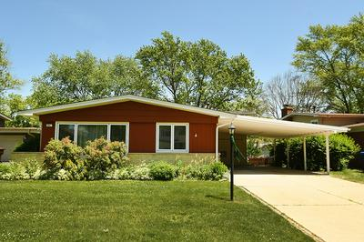 401 W HOLLY CT, Glenwood, IL 60425 - Photo 1