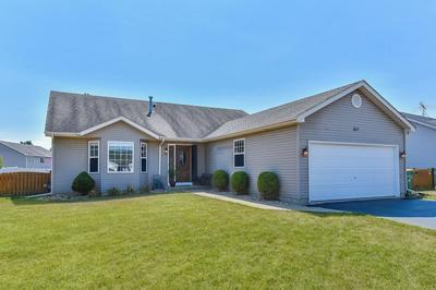 507 VERTIN BLVD, Shorewood, IL 60404 - Photo 1