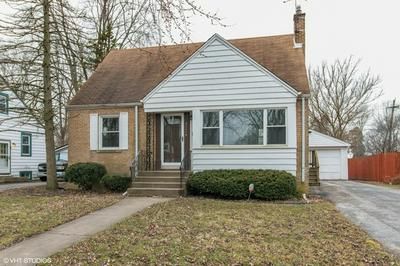 21116 MAPLE ST, Matteson, IL 60443 - Photo 1