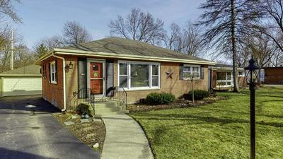 18511 ASHLAND AVE, HOMEWOOD, IL 60430 - Photo 1