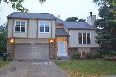 846 BRENTWOOD DR, WEST CHICAGO, IL 60185 - Photo 1
