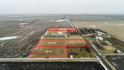 LOT 101 COUNTY ROAD 600 ROAD, FISHER, IL 61843 - Photo 1