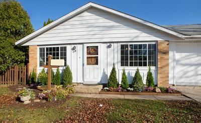419 BERKSHIRE AVE, Romeoville, IL 60446 - Photo 1