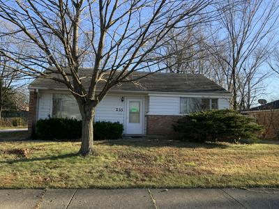 233 INDIANWOOD BLVD, Park Forest, IL 60466 - Photo 1