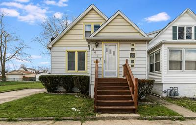 2612 JACKSON AVE, Chicago Heights, IL 60411 - Photo 1